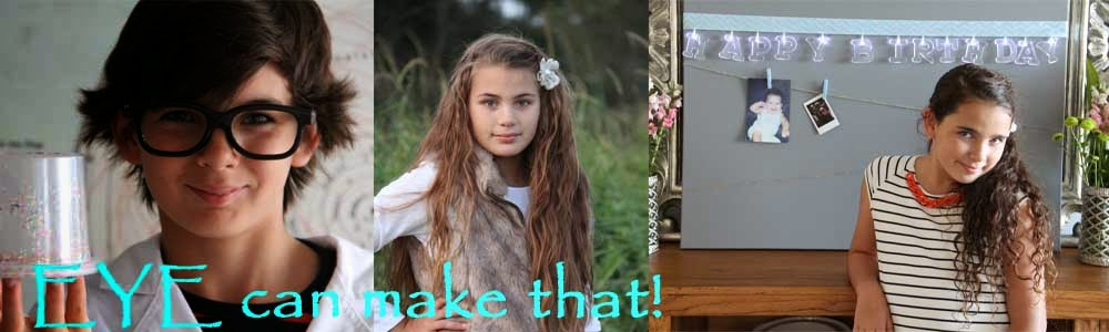 EYE can make that!