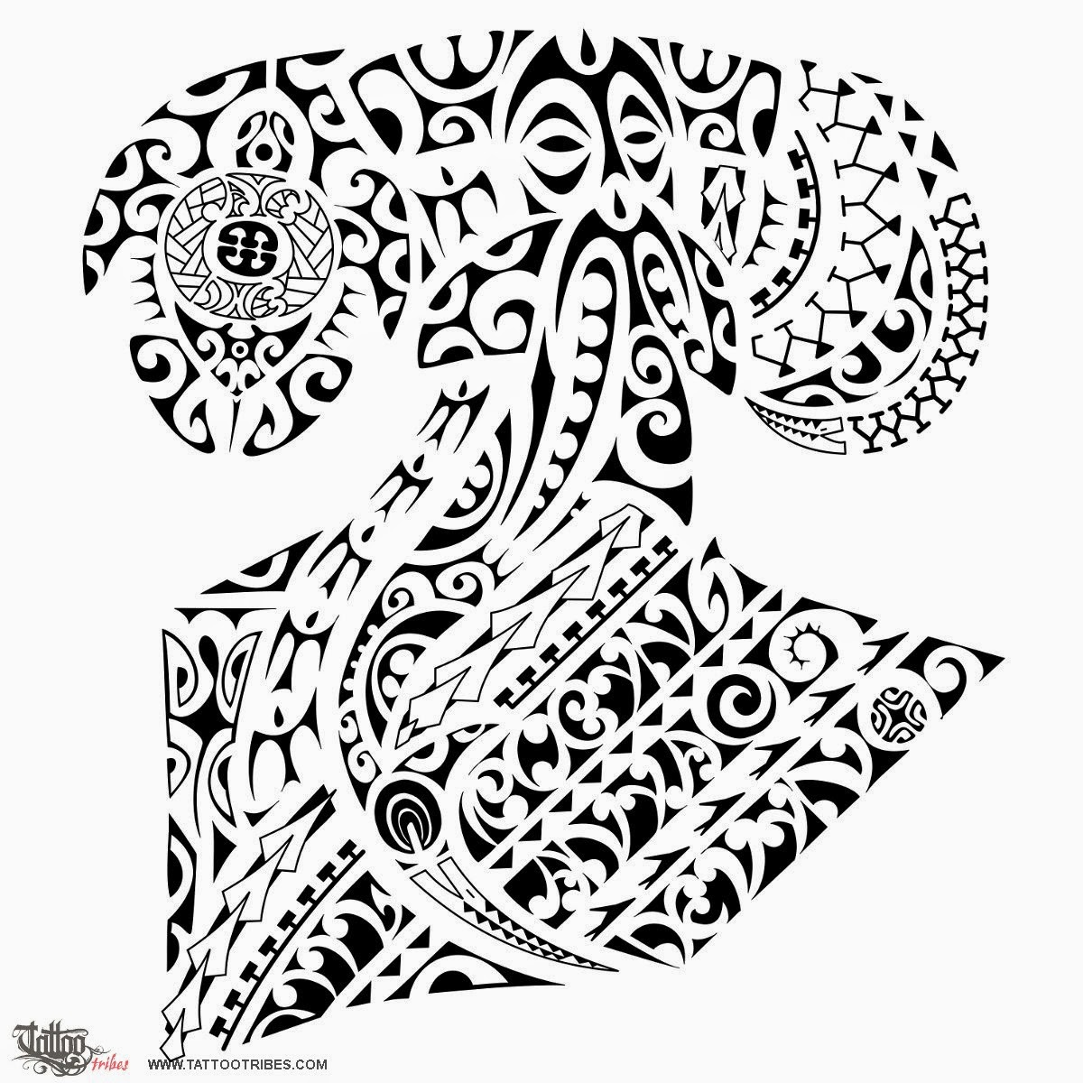 Maori Tattoo Design Wallpaper Wp300369: GRIFFE TATTOO: Tattoo Maori E Tribal Só As Top Mlk