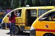 Ratusan Pengusaha Angkutan Gulung Tikar