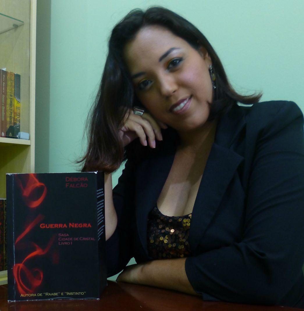 Escritora Parceira: Débora Falcão
