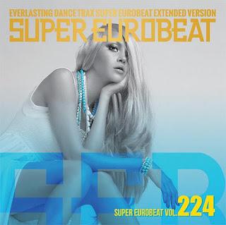 V.A. - SUPER EUROBEAT Vol.224