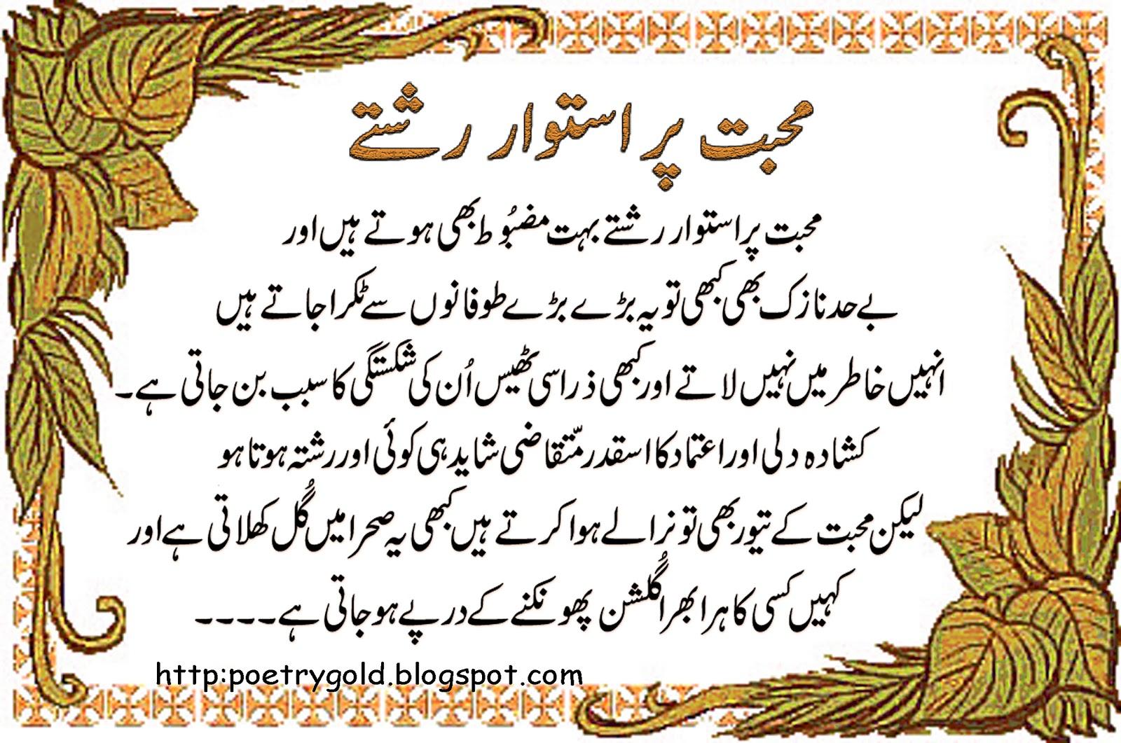 Urdu Poetry | Shayari | Ghazal | Poems