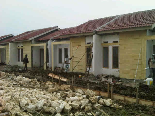 Rumah Subsidi  Bekasi Bumi Satria Indah Hot Laris Manis Cicilan Flat