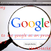 How to use google as an proxy server ?