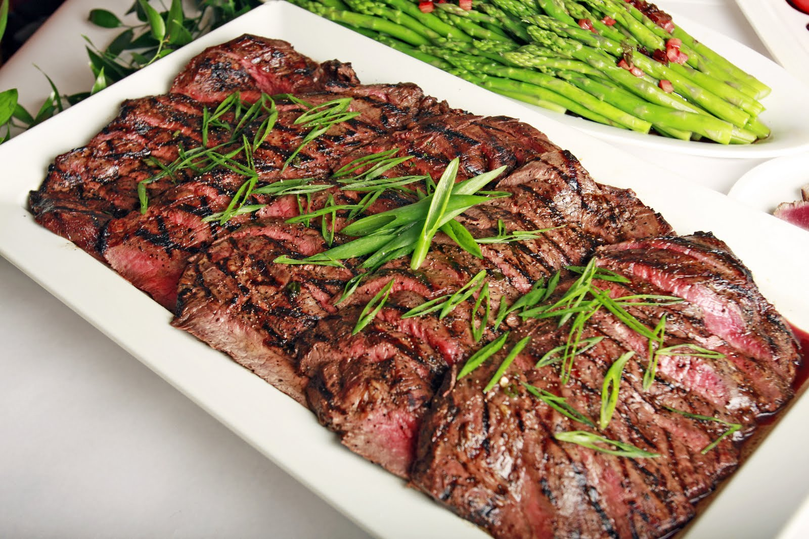Welcome to Our Blog!: Chef Jay's Flank Steak Marinade