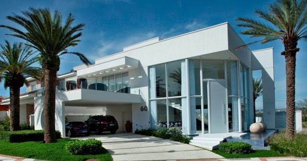 Dise o de interiores arquitectura residencia moderna en - Sublimissime residencia nj pupogaspar arquitetura ...