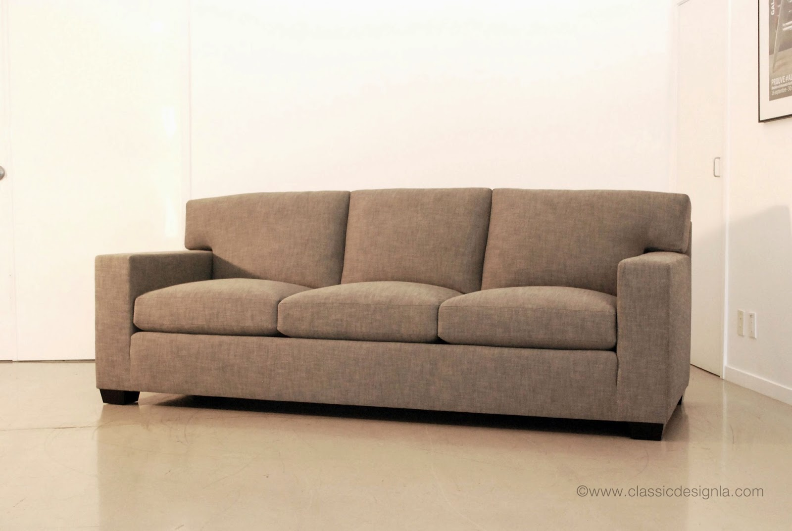 Jean Michel Frank Sofa Series