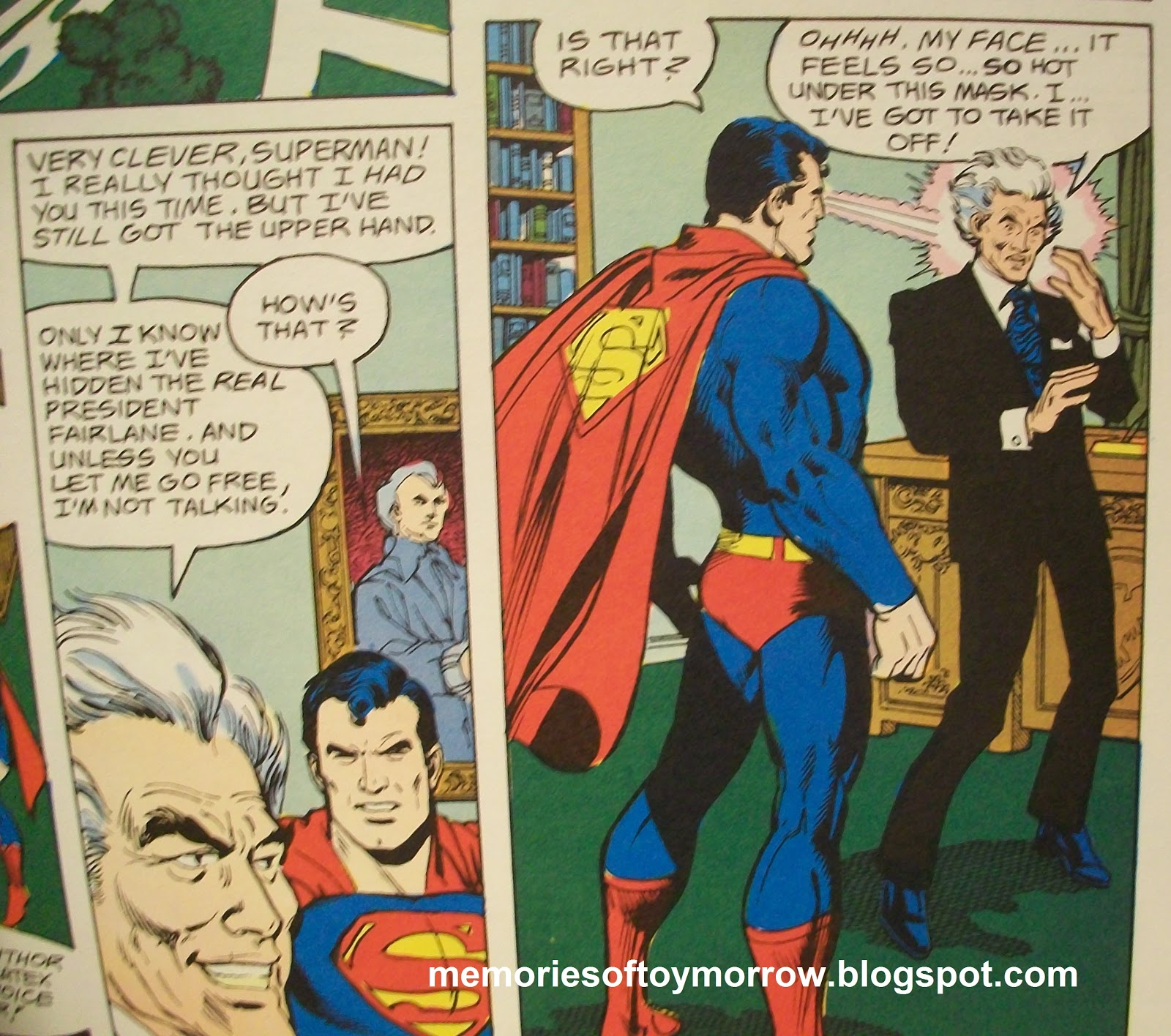 the joy of reading and writing superman and me