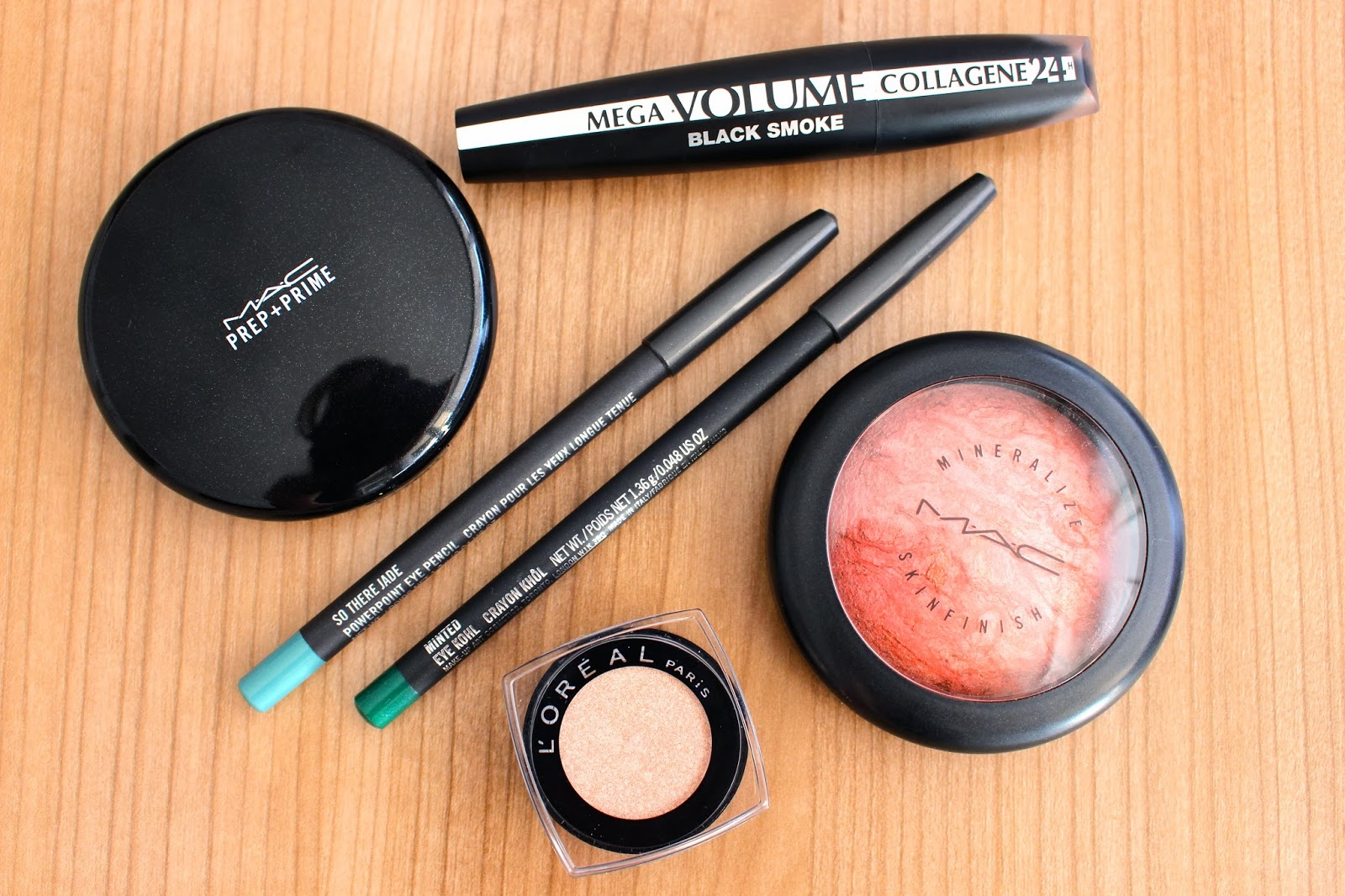 makeup-haul-mac-cosmetics-loreal-1
