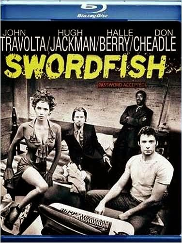 Swordfish 2001 BRRip 300MB Hindi Dubbed