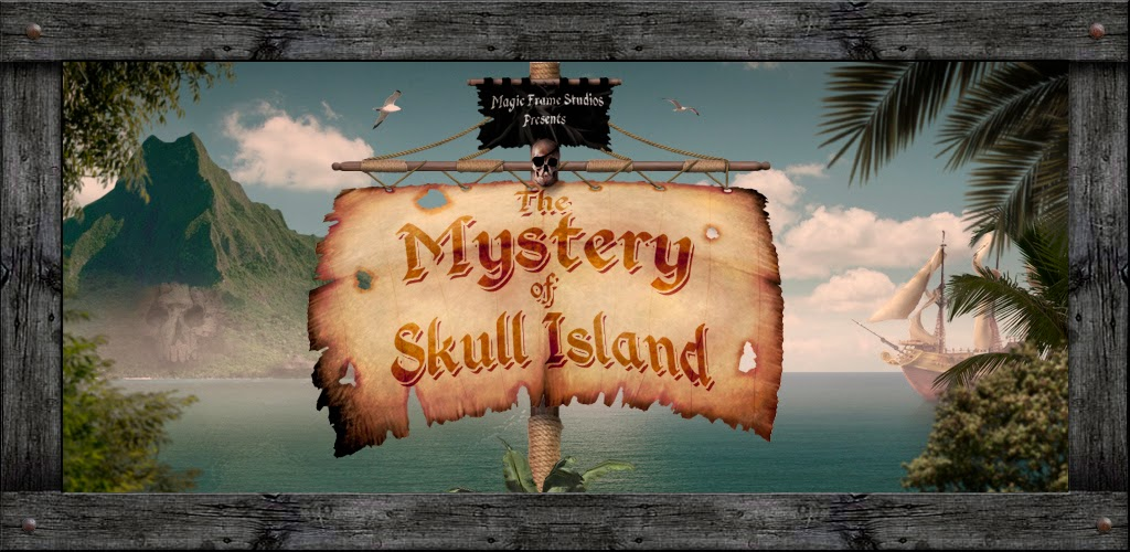 The Mystery of Skull Island v1.1 Full Apk