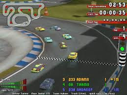 Free Download Games Big Scale Racing untuk komputer full version
