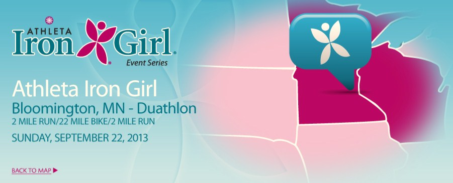 Iron Girl Race 2013