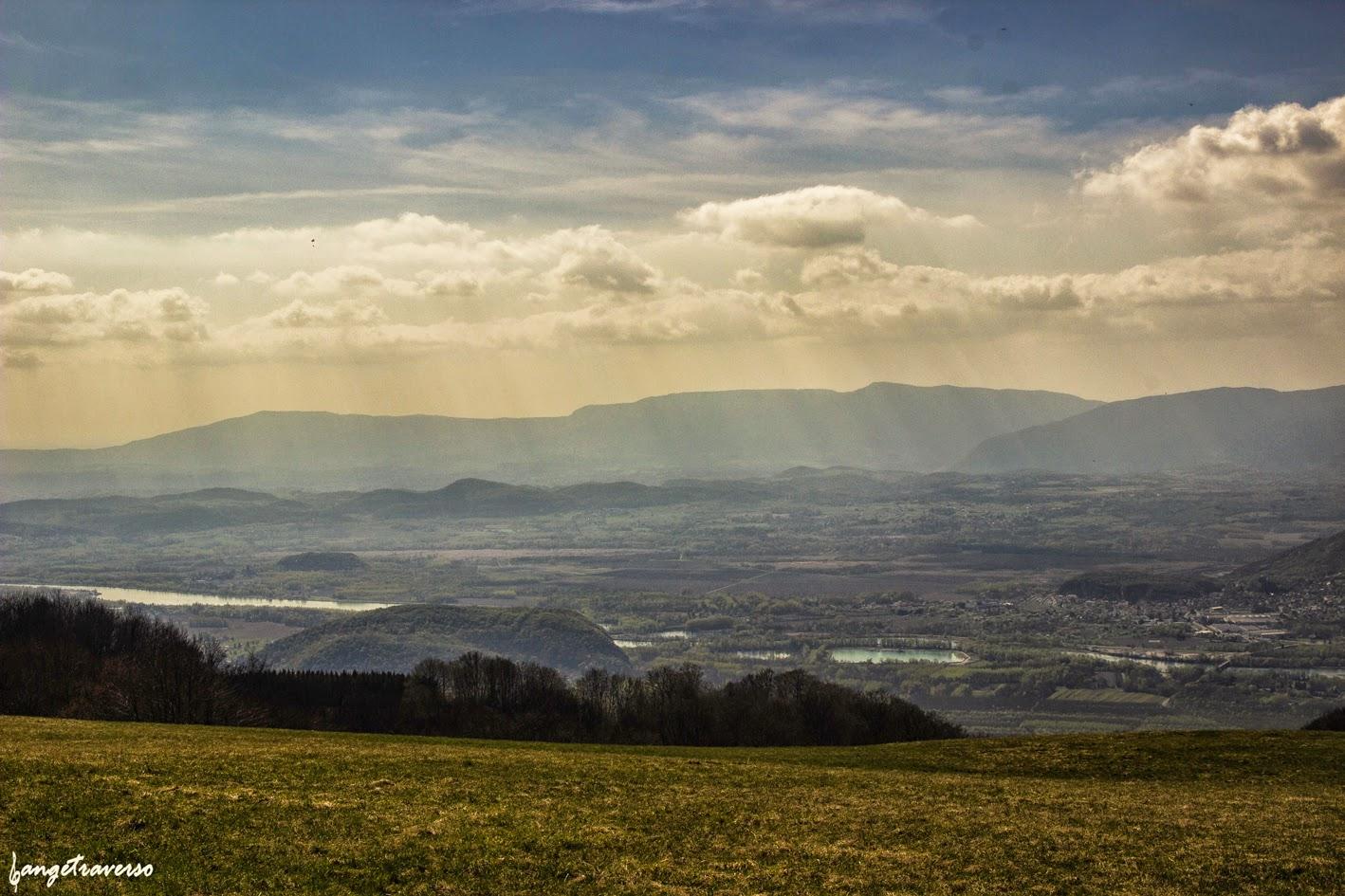 Depuis le Mont Clergeon, Haute-Savoie / Savoie