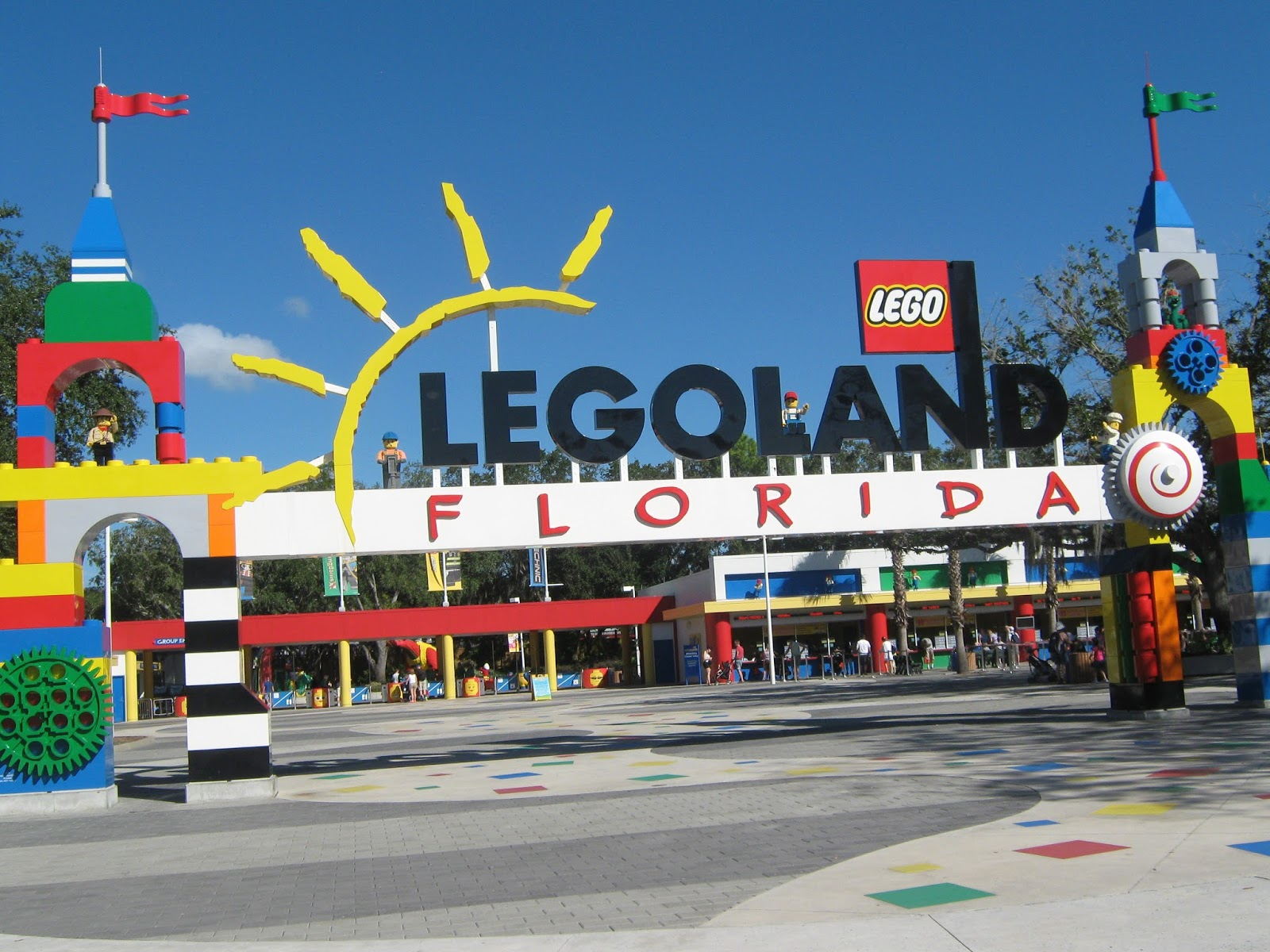 Legoland California, 1 of the 2 in the USA – Travel Around The ...