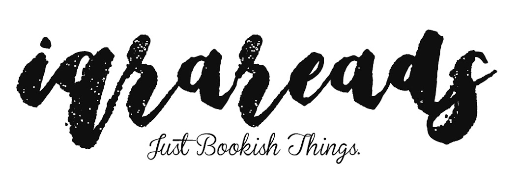 Bookish things with Iqra