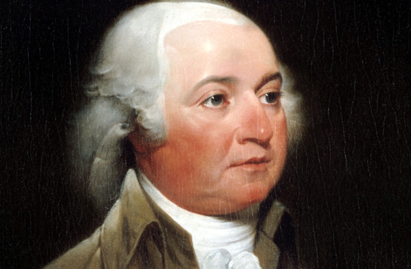 Potus Historical Sites John Adams