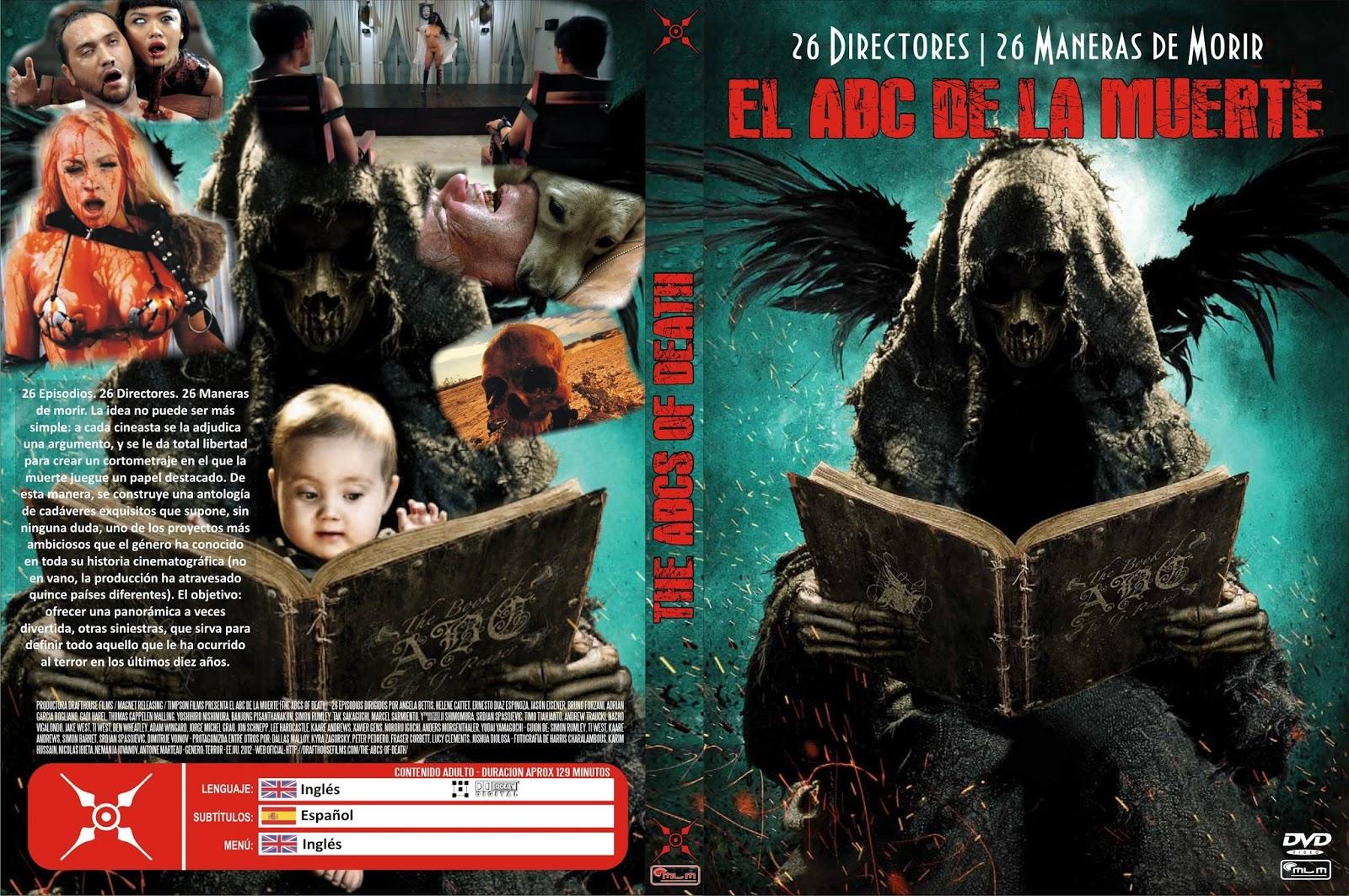 El ABC de la Muerte - 2012 [HD] [720p]