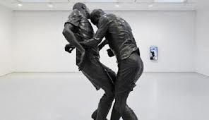 gambar patung tandukan Zidane