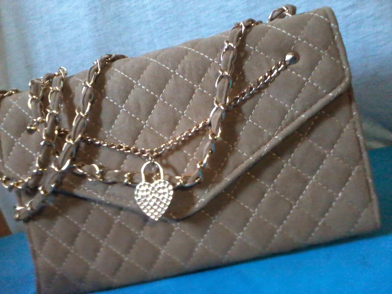 Korea Hand Bag, Appricot handbag, Beg Korea, Beg Comel, Beg Cantik