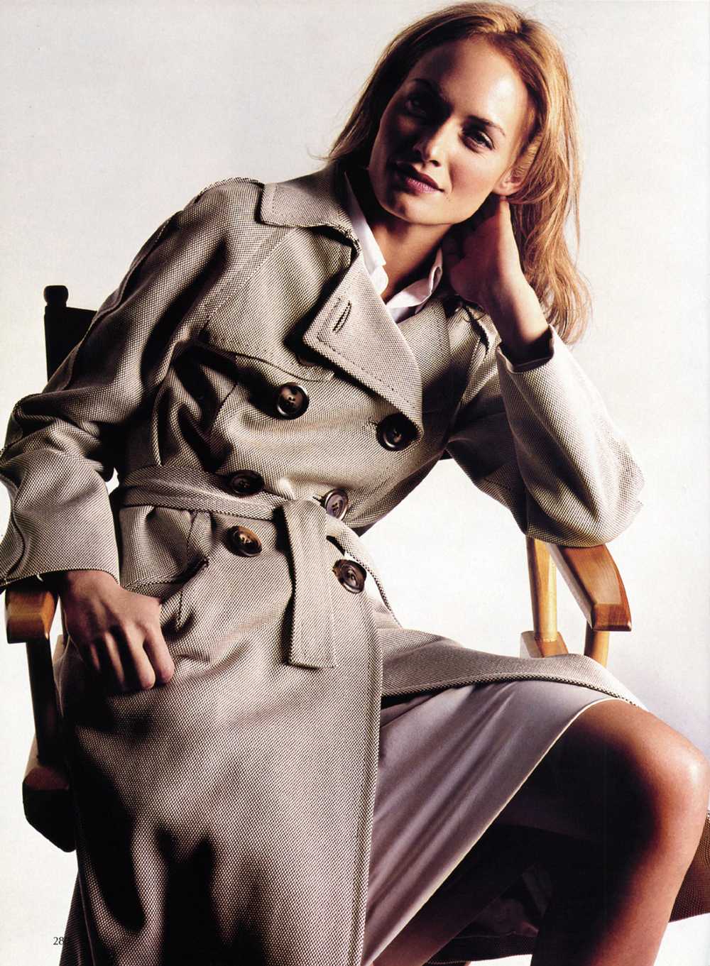 Vogue US February 2000 via www.fashionedbylove.co.uk