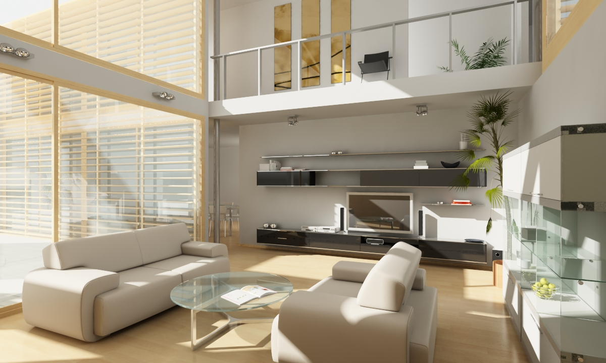 Dekorasi Rumah Minimalis Modern Idaman