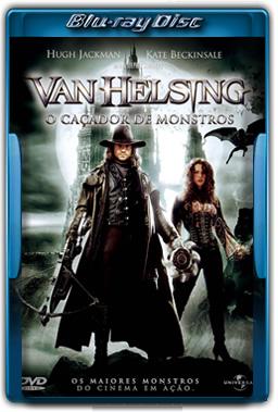 Van Helsing - O Caçador de Monstros Torrent Dublado