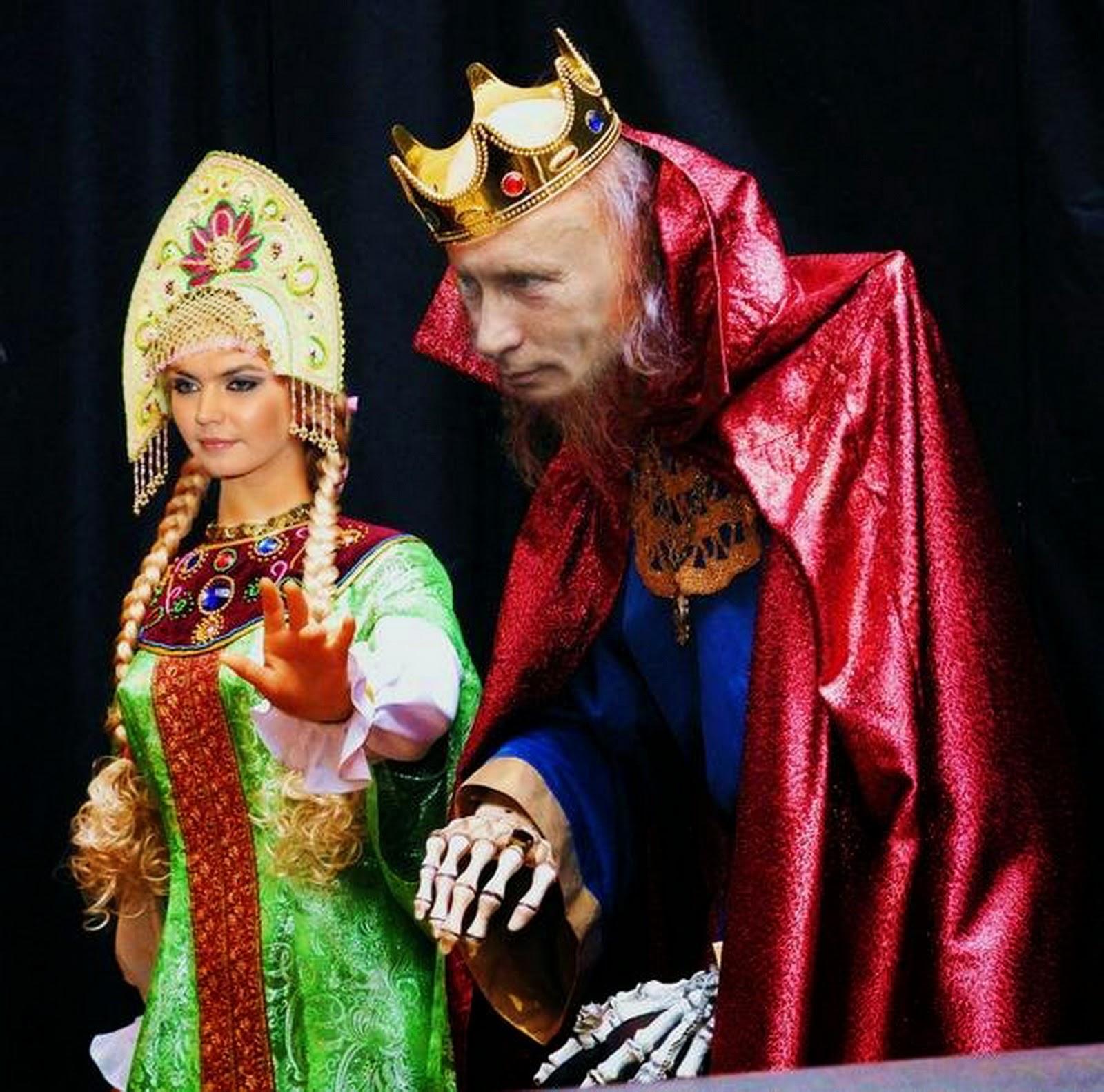 русские любят нерусское