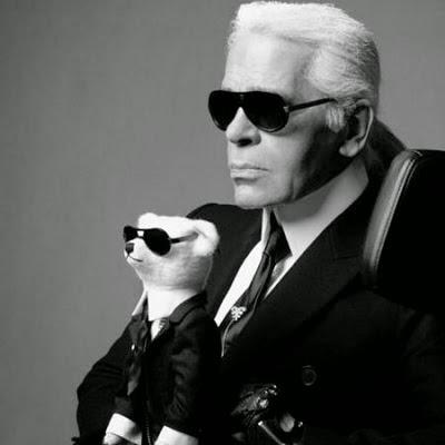 Karl Lagerfeld Zitate