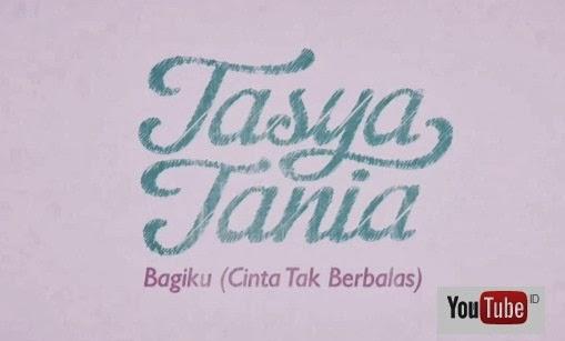 Lirik Tasya Tania - Bagiku (Cintaku Tak Berbalas)