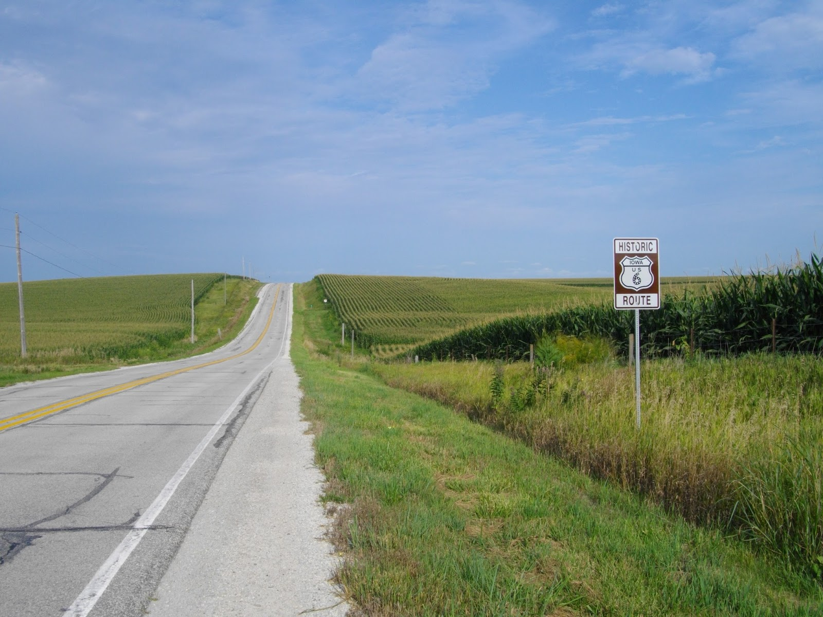 U.S. Route 6 History