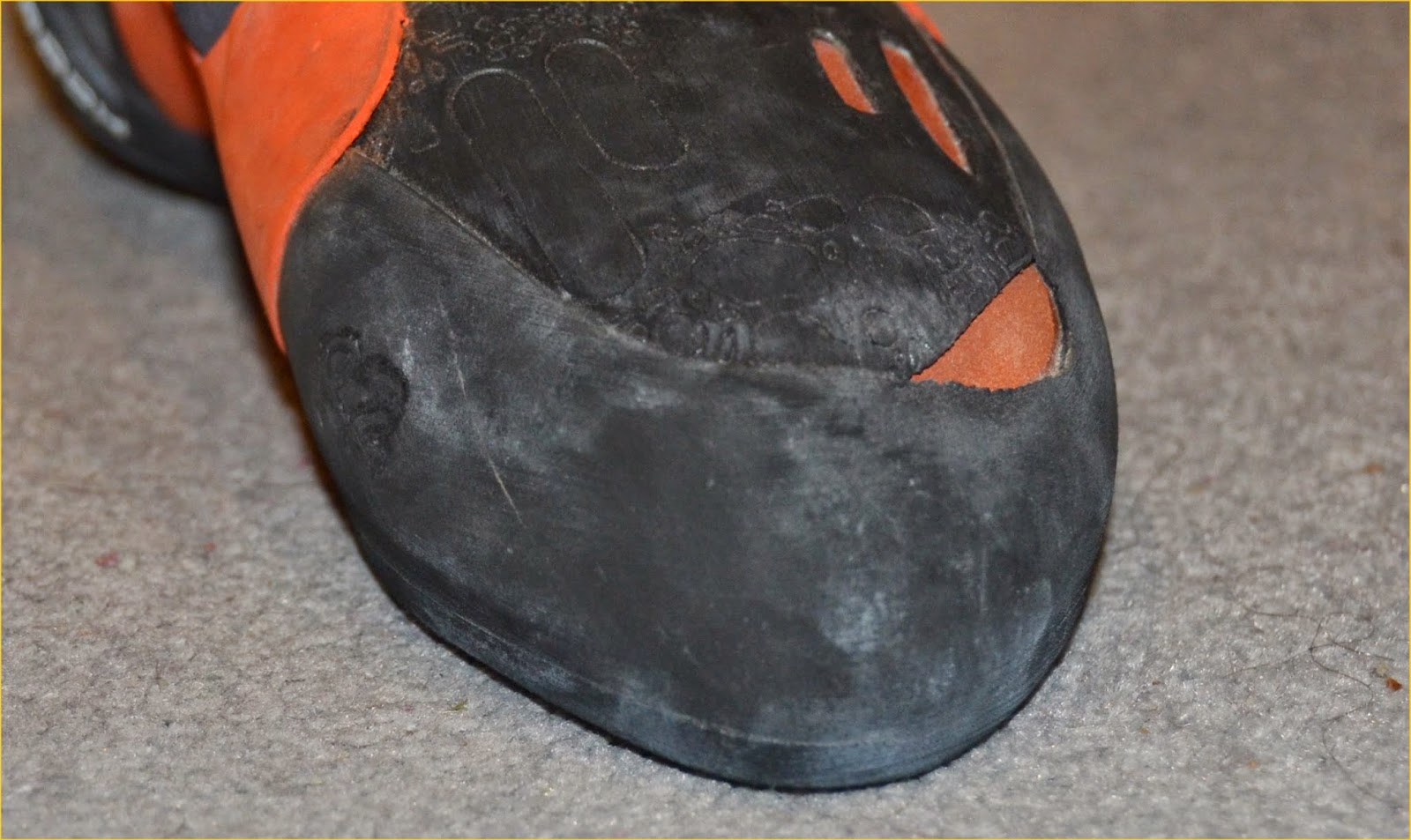 Rubber mats exeter - As You Can See From The Pictures The Top Of The Shoe Is Completely Covered In Rubber This Is Very Good For Jamming Your Toe In Cracks And For Toe Hooks