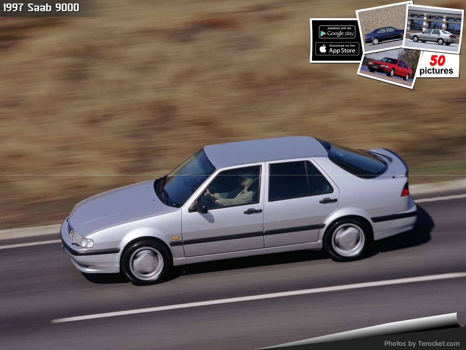 Hình ảnh xe ô tô Saab 900 1997 & nội ngoại thất