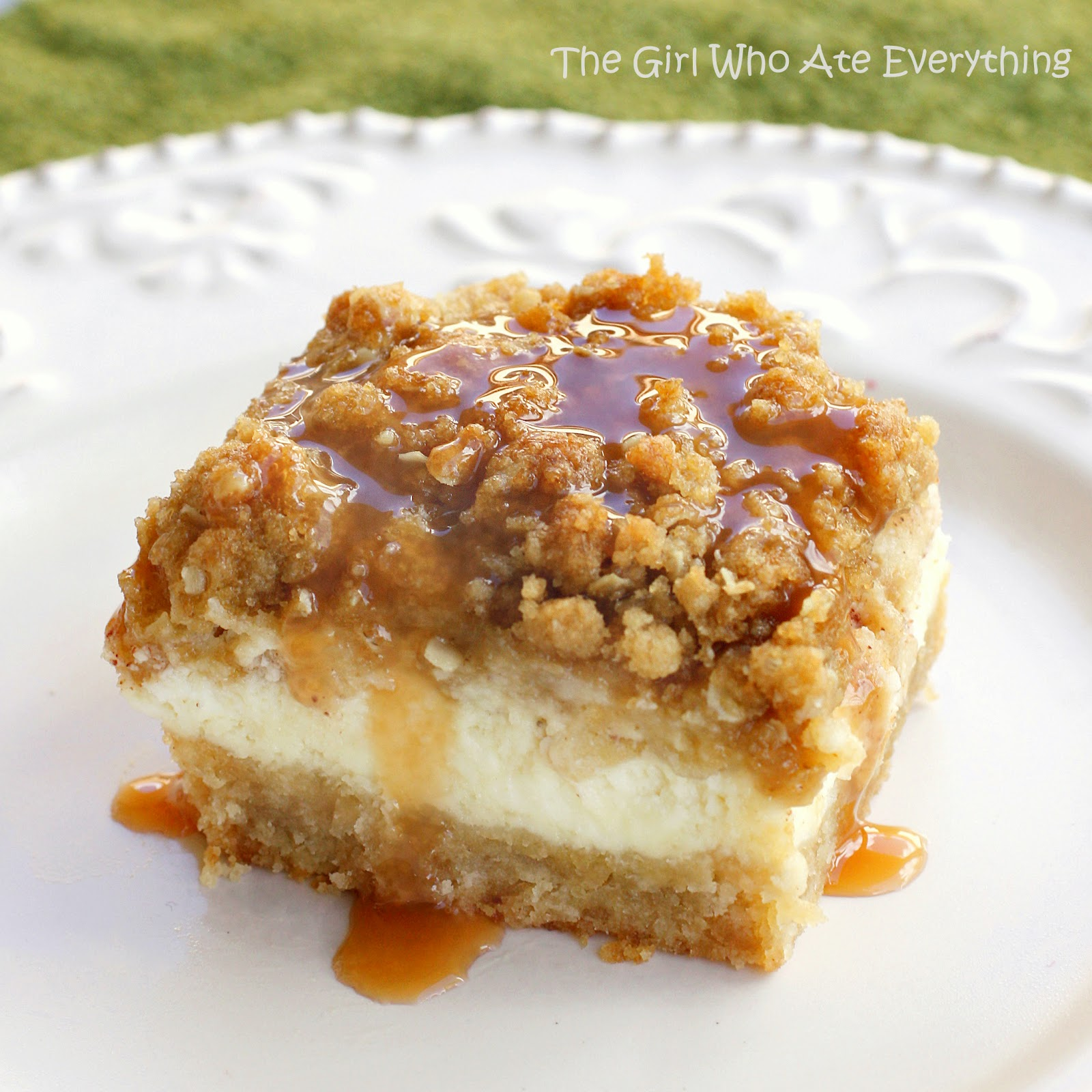 apple cream cheese bars