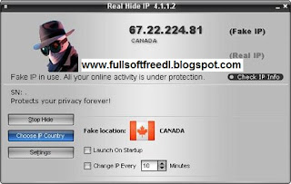 Real Hide IP 4.3.0.6 full version, Real Hide IP 4.3.0.6 crack patch, Real Hide IP 4.3.0.6 silent seriaal