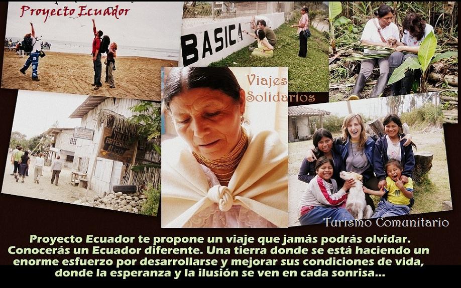 Proyecto Ecuador. Viajes con alma