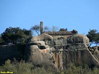 Façana de llevant de l'ermita de Sant Feliuet de Savassona. Autor: Carlos Albacete