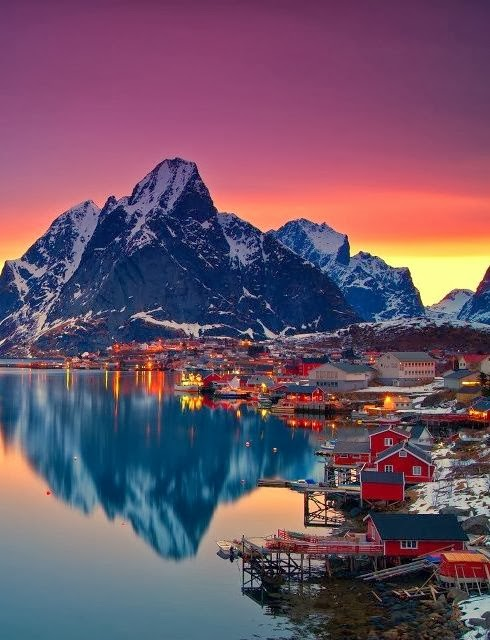 Lofoten Islands, Norway: