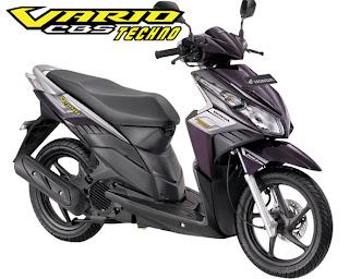 Daftar Harga Motor Honda Vario Terbaru 2013   Daftar Harga