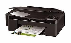 Драйвера для принтера epson l210 сканер