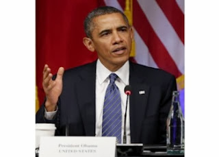 أوباما أقلع عن التدخين خوفاً من زوجته!