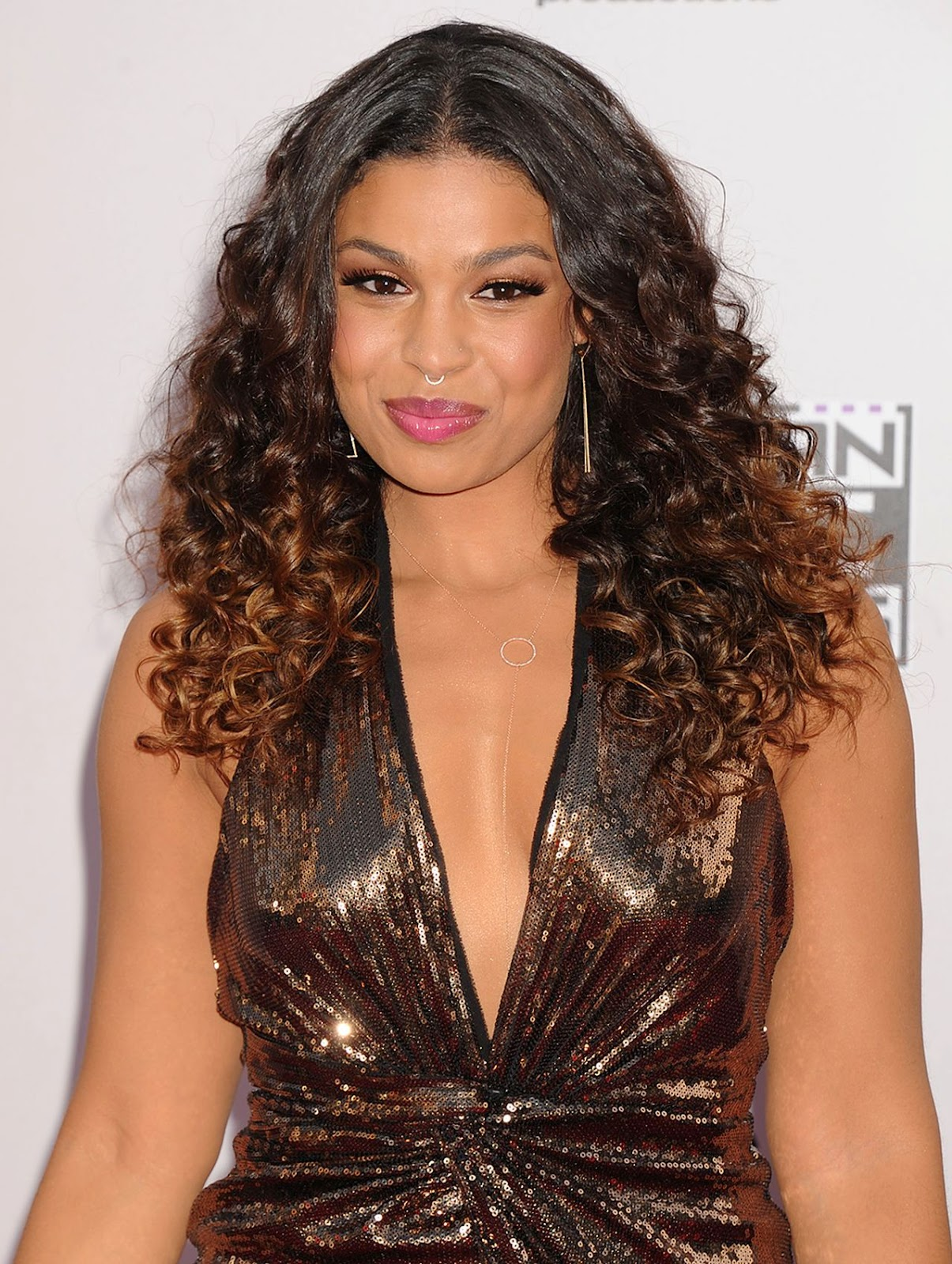 Jordin Sparks at 2014 American Music Awards in Los Angeles