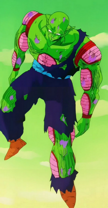 Dragon ball characters piccolo dragonball dbz gt characters for Freezer piccolo