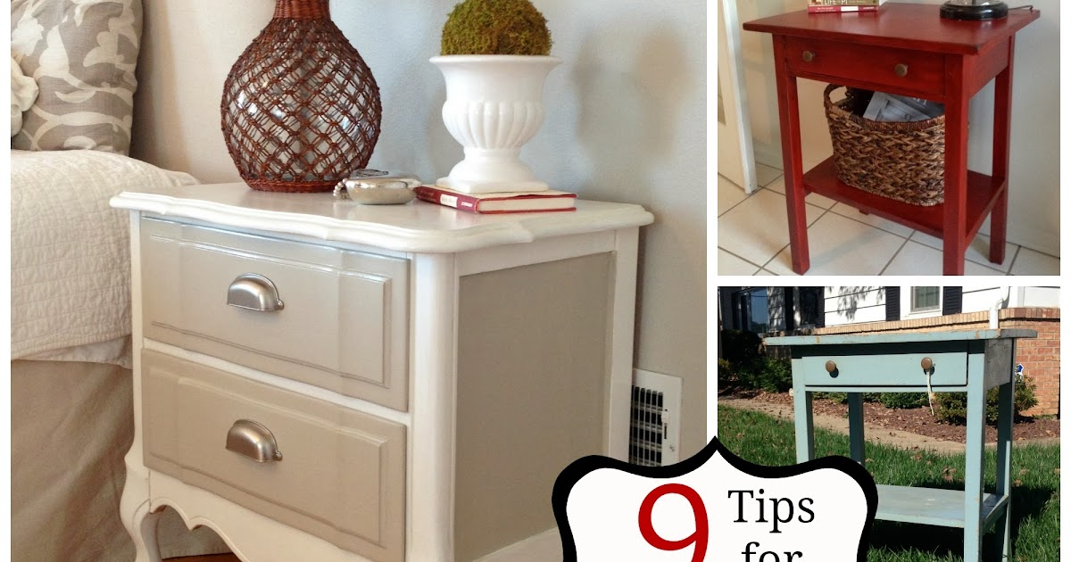 two it yourself 9 tips for selling painted re finished furniture