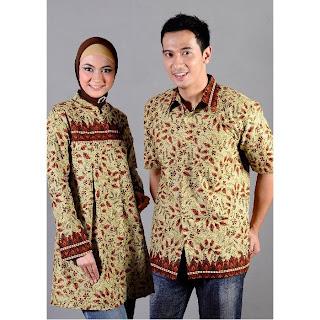 Pakaian Batik Muslim