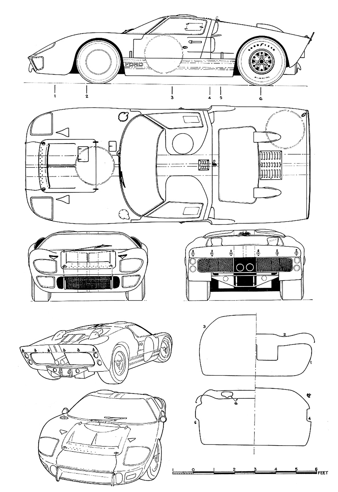 sketchbook historic cars   il figurino di un missile