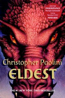 bookcover of  ELDEST by Christopher Paolini