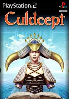 Culdcept Box art title PS2