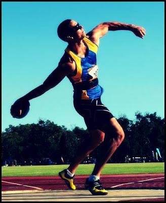 Olahraga Lempar Cakram