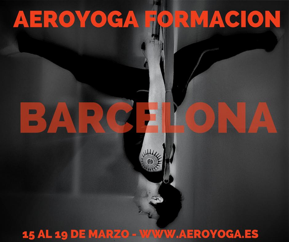 Aeroyoga Barcelona